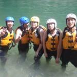 PM Yoshino river journey