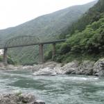 6月8日 四国 吉野川 本格コース