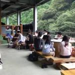7月30日 四国 吉野川 ラフティング