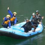 5月24日 これぞ吉野川の半日コース