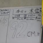 6月18日 四国 吉野川 ラフティング