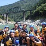 7月23日 吉野川と遊ぼう!!KENMIラフティング