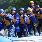 5月2日 吉野川GWKENMIラフティングツアー