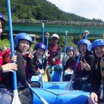 8/9 大歩危コース 吉野川ラフティング~お盆直前の巻~